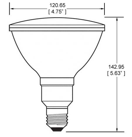 PAR38IP-x9-x Diagram