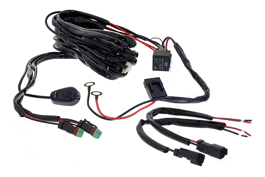 wiring driving lights with ignition