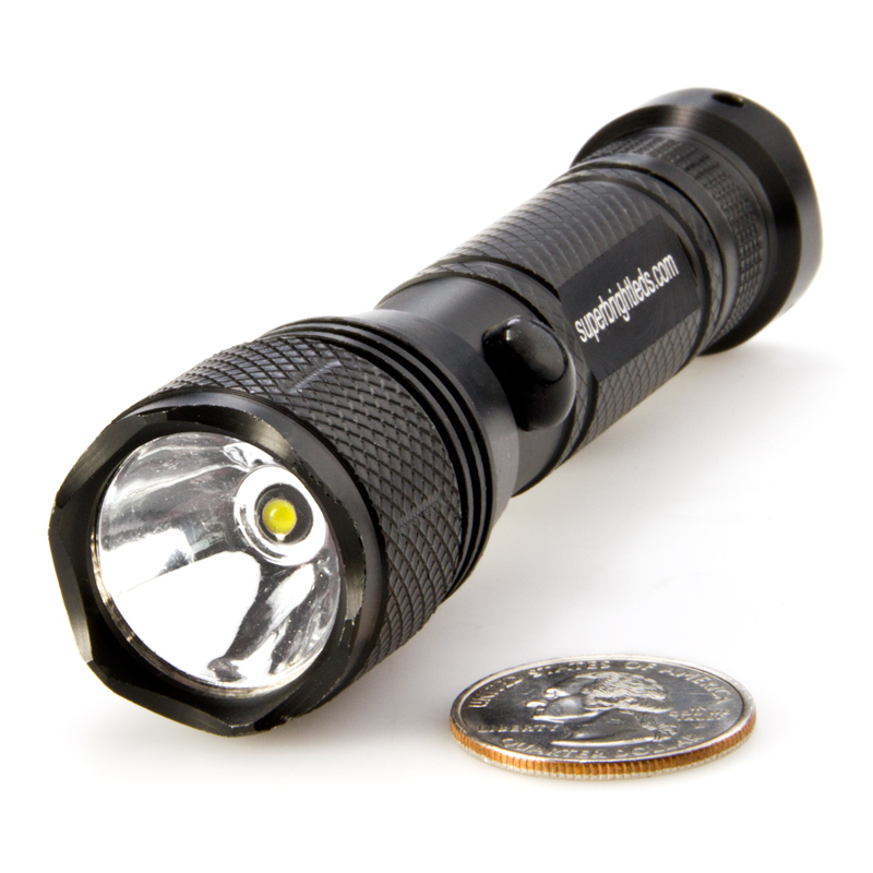 1 Watt LED Tactical Flashlight