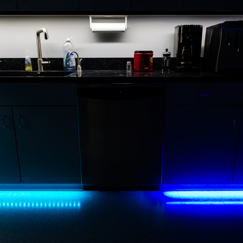 Led Strip Lighting Kitchen: LED Linear Light Bar Fixture - 383 Lumens