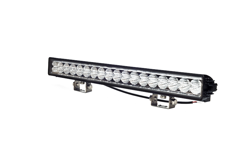 21heavy duty off road led light bar  u2013 54w