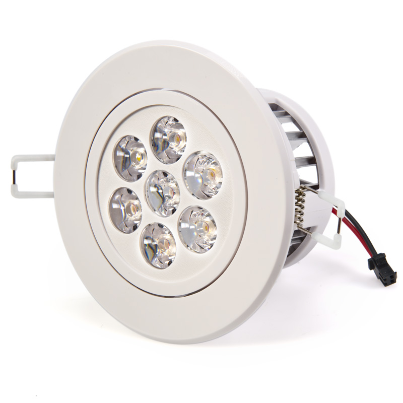 watt led recessed light fixture aimable recessed led lighting