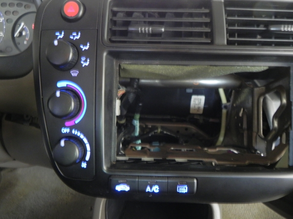 2005 equinox how to change dash light bulbs