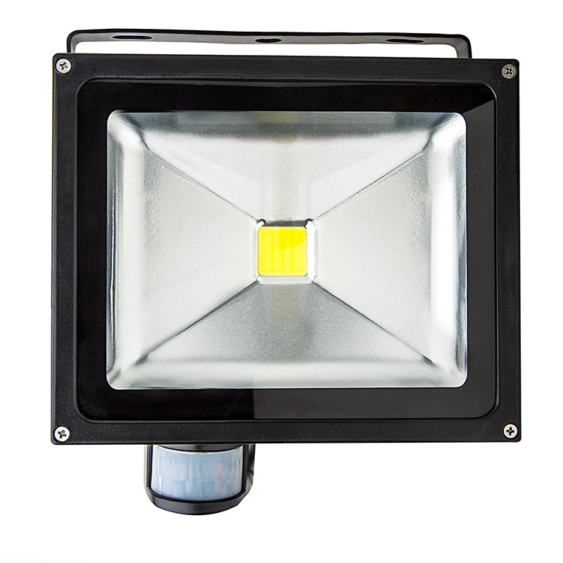 led flood light fixture with motion sensor led landscape lighting. Black Bedroom Furniture Sets. Home Design Ideas
