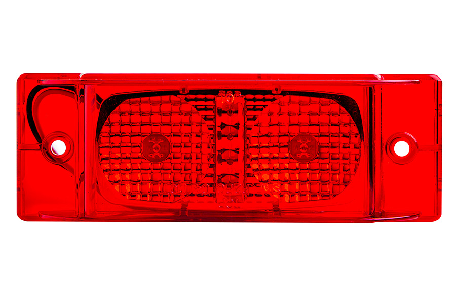 rectangle led truck and trailer lights