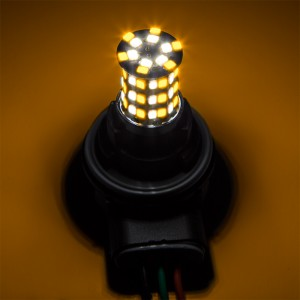 Switchback LED Bulbs - Amber & White