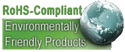 RoHS-Compliant - Environment Friendly Products