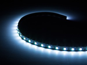 White produced by an RGB LED Strip