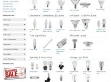 Universal LED Bulb Finder