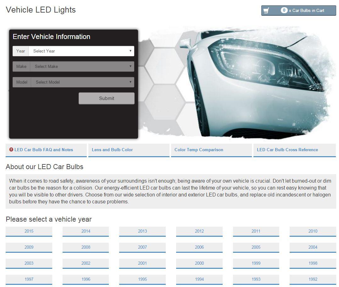 Superbright LEDs: types, characteristics, purpose 41