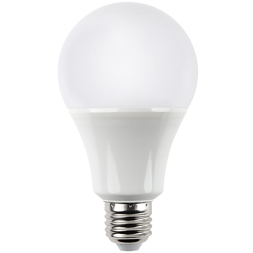 Example of an LED bulb