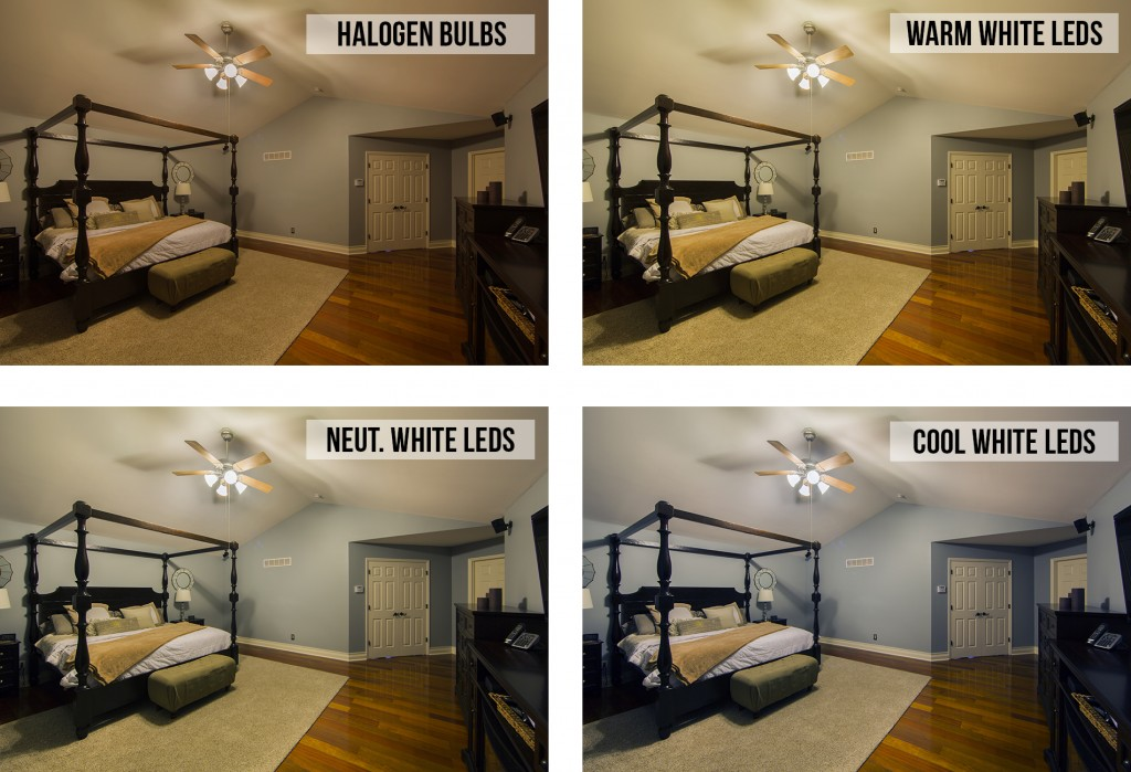 LED Vs Halogen Lighting