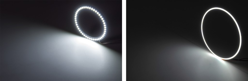 what is an LED hot spot