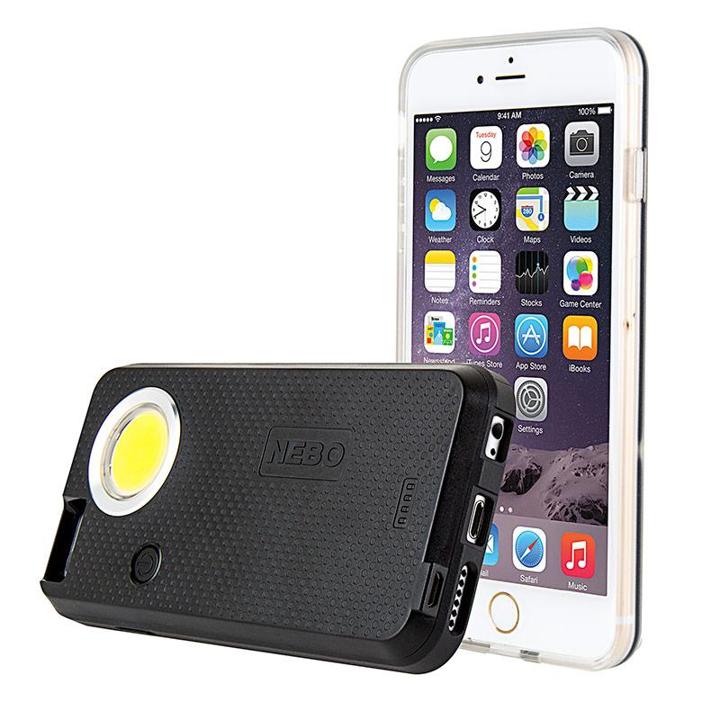 sale retailer ebb3a a86a9 nebo-case-brite-iphone-6-6s-plus - Super Bright LEDs