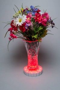 LED centerpiece light floralyte