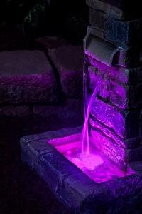 submersible LED vase light floralyte