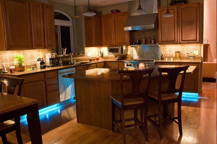 install under cabinet led lighting. Install Under Cabinet Led Lighting. How To Under-cabinet Lighting N