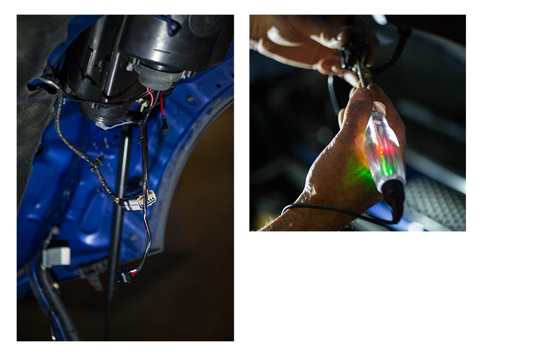 Installing halo headlights wires-8598