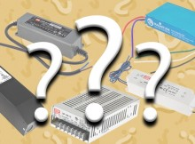 How to Choose LED Drivers and LED Power Supplies