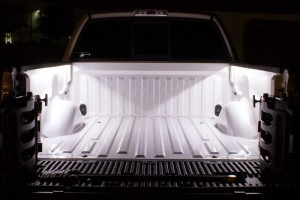 LED truck bed lights front view - father's day gifts