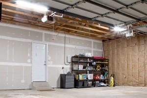 LED garage lights shop lights installed - father's day gifts