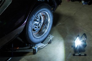 rechargeable LED work lights used on car - father's day gifts