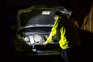 rechargeable LED work lights for vehicle work - father's day gifts