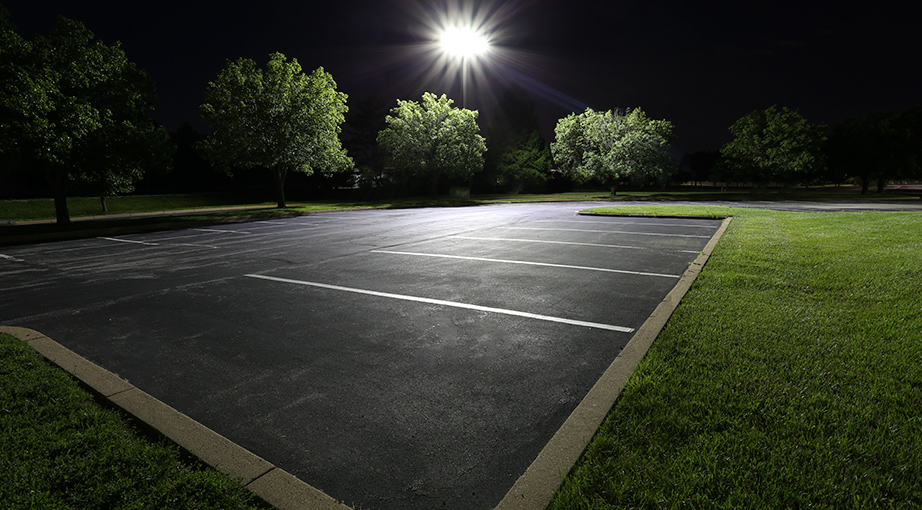 Making the switch to led parking lot lights superbrightleds led parking lot lights aloadofball Image collections