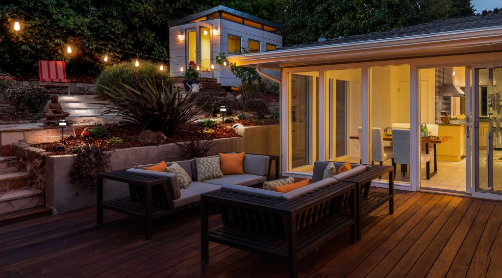 Brighten Up Your Backyard Party With Outdoor Led Lighting