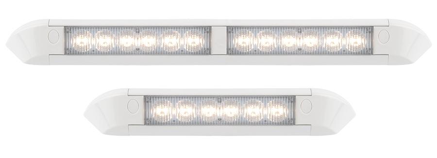 LED RV awning lights - white