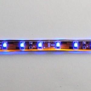 weatherproof RGB LED strip lights step 8 - soldering LED strip lights