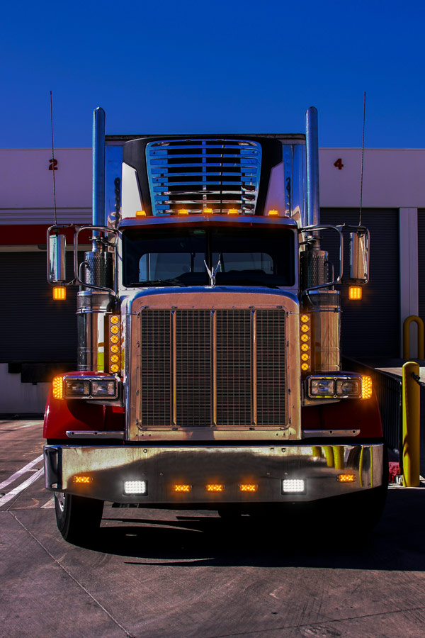 Led Lights For Semi Trucks >> Semi Truck Marker Lights Cabin Turn Signal Led Lights Parked