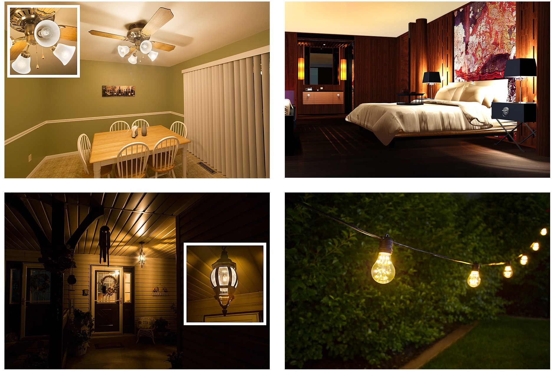 Home lighting 101 a guide to understanding light bulb shapes the a group a15 a19 a21 arubaitofo Images