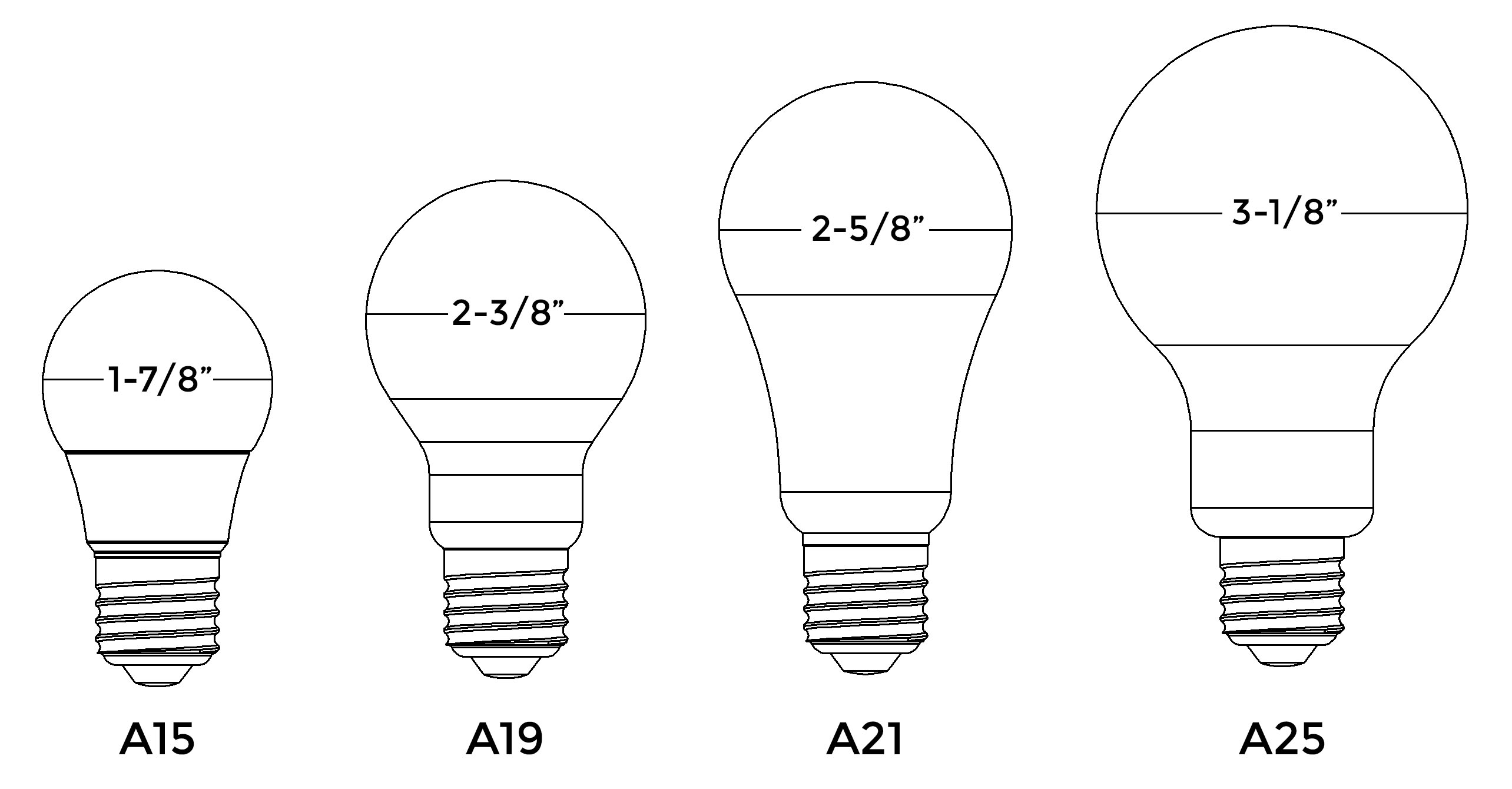 Home Lighting 101 A Guide To Understanding Light Bulb