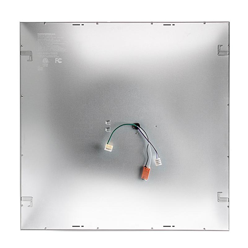 LED panel lights - back