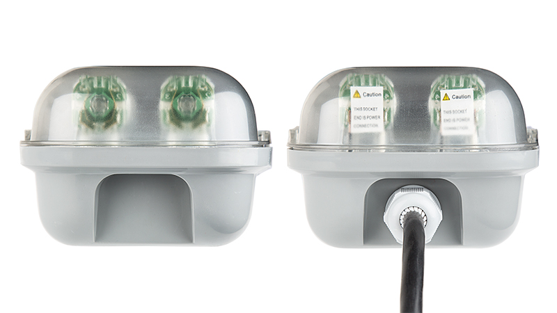 T8 Led Vaporproof Light Fixtures Are Here Super Bright Leds