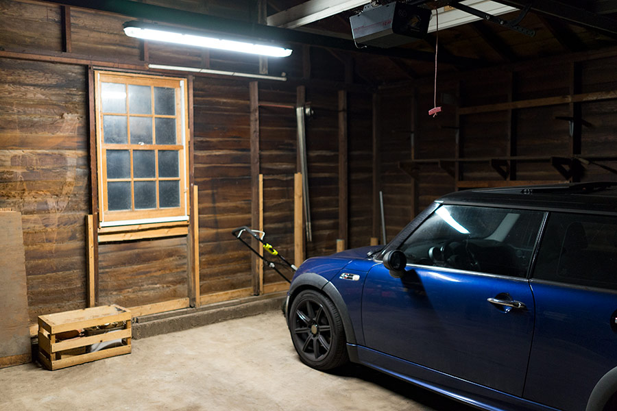 garage-lighting-led-t8-fixture-angle & T8 LED Vaporproof Light Fixtures Are Here! - superbrightleds.com azcodes.com