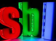 LED sign lighting - LED channel letter sign modules