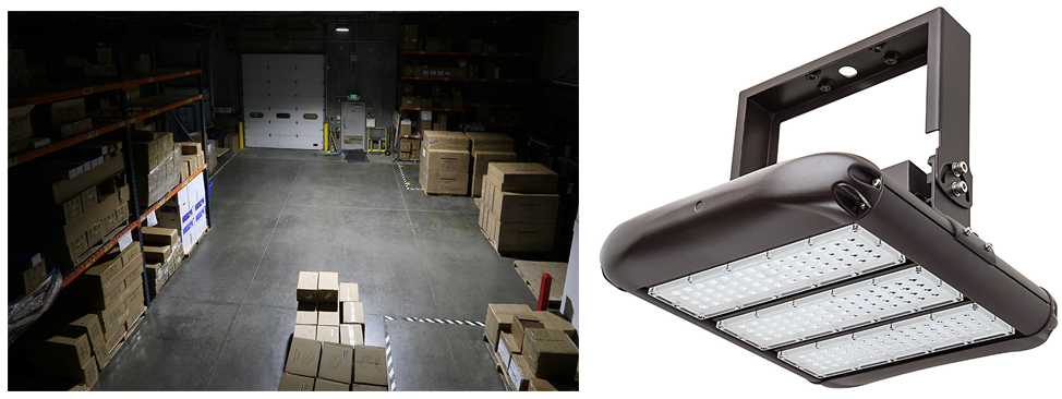 area light warehouse