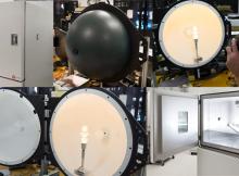led light testing