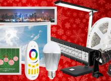 Christmas gift ideas - LED lights