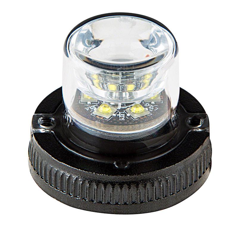 LED snow plow lights - hideaway strobe light