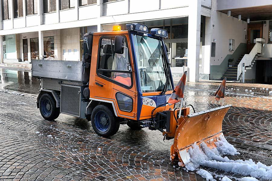 Office plow