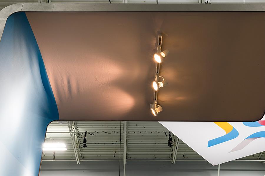LED trade show lighting - LED spotlight bulbs