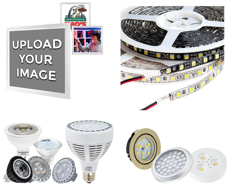 LED trade show lighting - LED lights