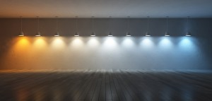 LED trade show lighting - cct color temperature