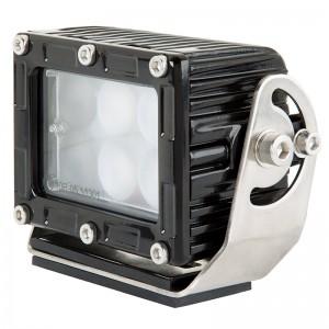 heavy-duty LED work light - 4 inch