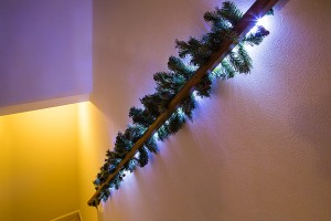 portable LED strip lights - garland lights