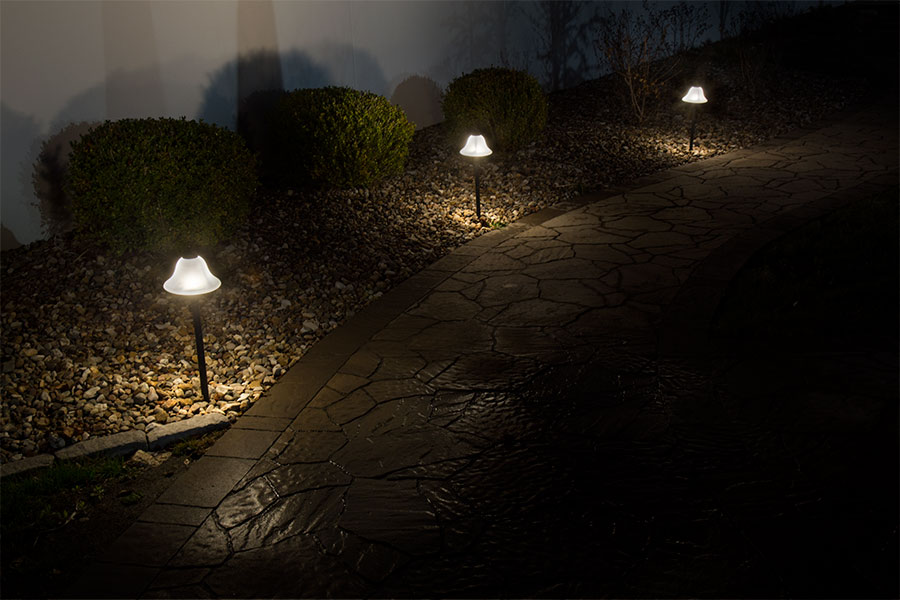 LED path lights - frosted glass : path led landscape lighting - azcodes.com