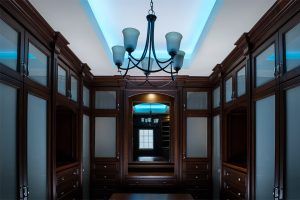 LED cove lighting - recessed ceiling - tray ceiling lights